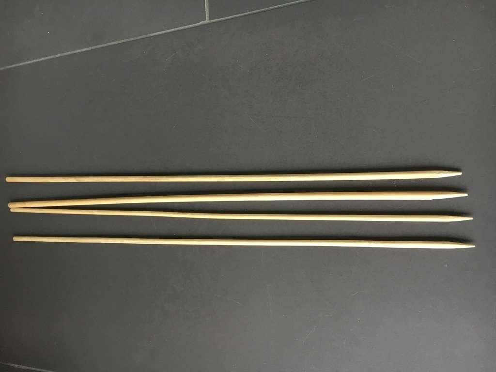 Bambu Marcação 30 cm ( 5000 un)